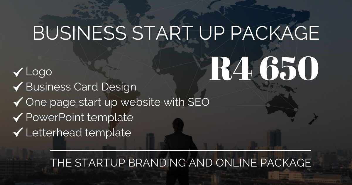 Business Start Up Branding Package